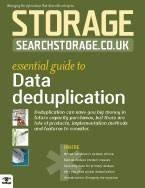 essential guide to data deduplication: sorting through dedupe choices
