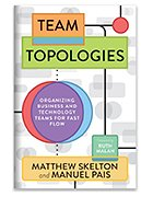 'Team Topologies' book cover