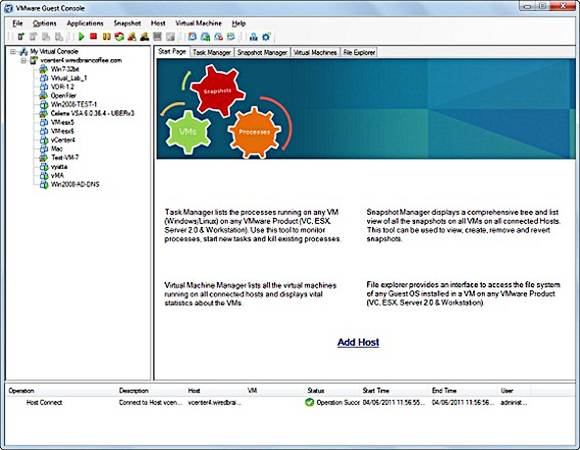 Manage your VMs better with VMware Guest Console - Top five