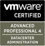VMware Certified Advanced Professional
