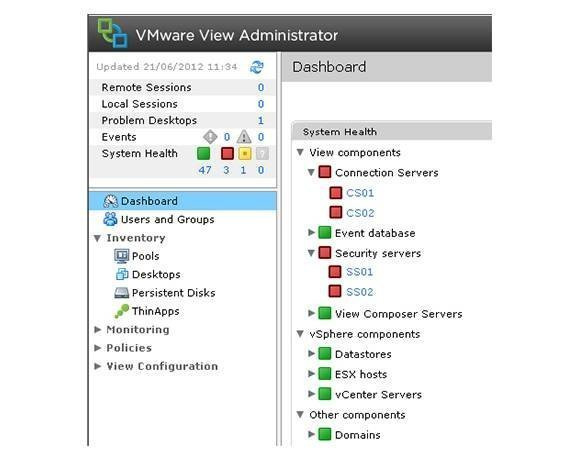 Marvelous Tighter Security Settings On Tap For Vmware View And Powercli Download Free Architecture Designs Remcamadebymaigaardcom