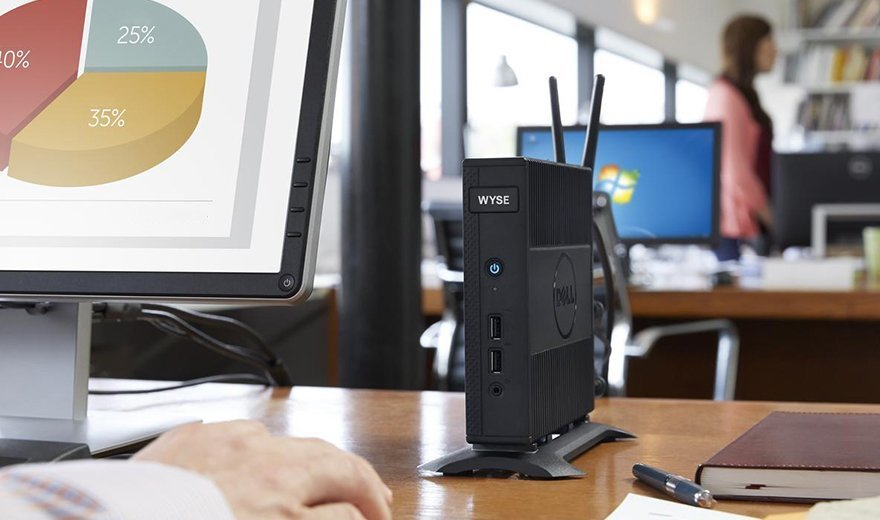 Dell's Windows 10 Wyse thin clients are first of their kind - Five