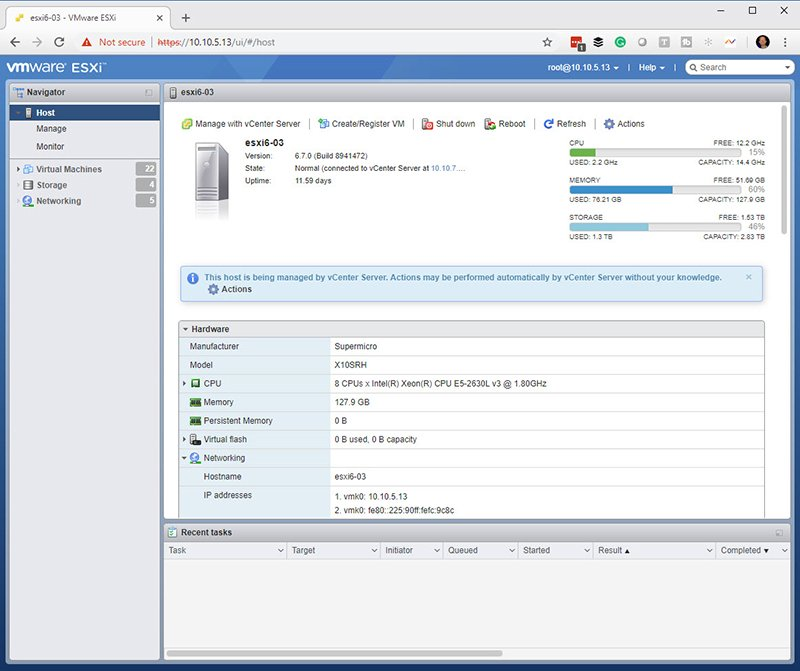 What is VMware ESXi? - Definition from WhatIs com