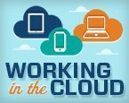 Working in the cloud searchConsumerization logo