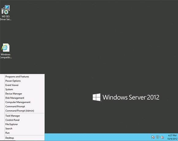 How to access the Windows Command Prompt - Windows Server
