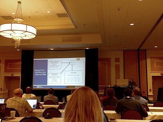 Alpha Software's presentation highlights importance of JSON data