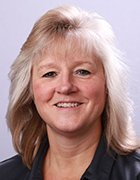 Connie Arentson, member services manager of HTG Peer Groups at ConnectWise