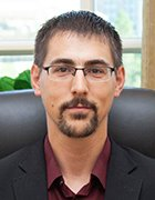 Dan Basile, executive director of the security operations center for TAMUS