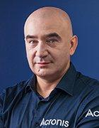 Serguei Beloussov, CEO of Acronis