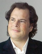 Headshot of Salesforce CEO Marc Benioff