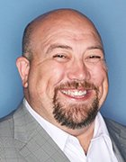 Troy Cailteux, Riverside Healthcare system administrator