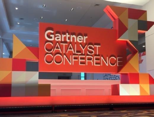 Gartner Catalyst conference