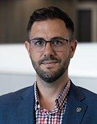 Jordan Catling, associate director of client technology, University of Sydney