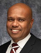 Alabama A&M CIO Damian Clarke