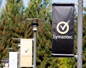 Symantec flag