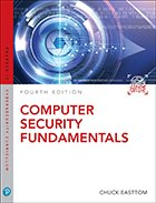 'Computer Security Fundamentals' cover image