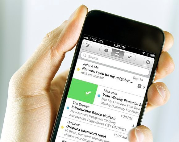Mailbox iPhone app makes email triage easy - Eight great mobile apps