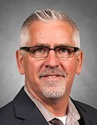 Barry Cooper, vice president of marketing and corporate communications, Fishtech Group