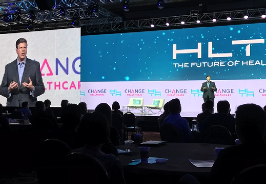 Neil De Crescenzo, president and CEO of Change Healthcare