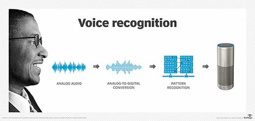 What is voice recognition (speaker recognition)? - Definition from