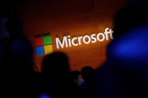 Microsoft logo photo