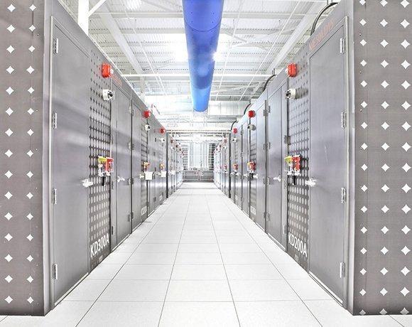 ericsson to build three modular datacentres to power its