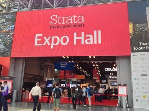 2017 Strata Data Conference in New York