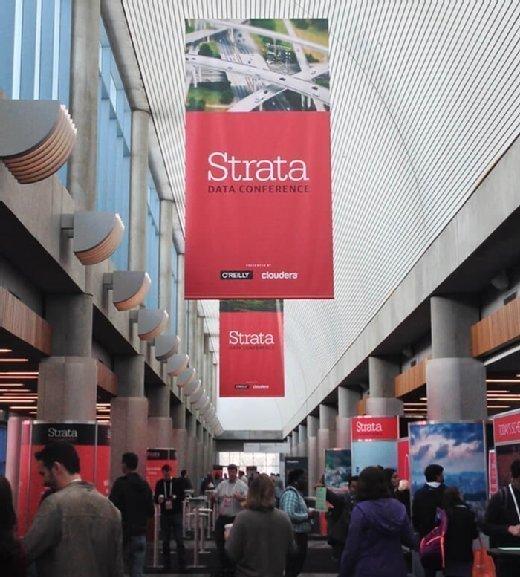 2018 Strata Data Conference in San Jose