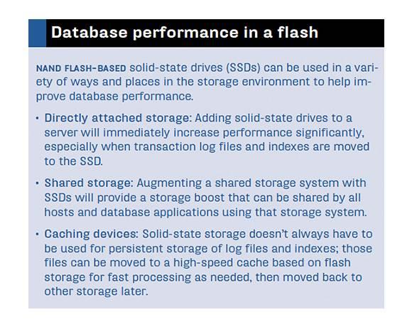 Improving database performance