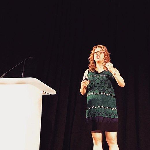 Deborah Berebichez, chief data scientist at Metis
