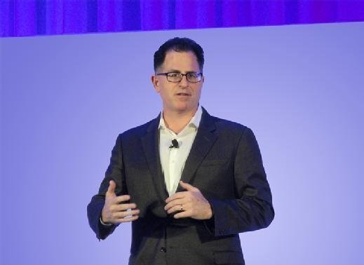 Michael Dell, CEO of Dell