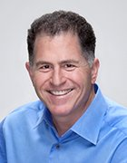 Michael Dell, chairman and CEO at Dell Technologies