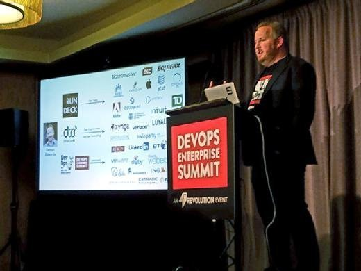 Damon Edwards, co-founder of Rundeck Inc., shares the lessons he learned from customers about how to reduce the impact of DevOps velocity on IT operations.