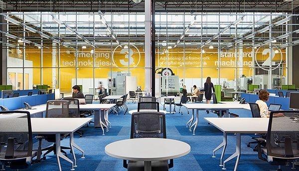 DMDII digital manufacturing office