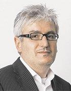 Julian Dontcheff, managing director, Accenture