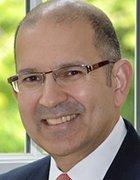 Headshot of Arcserve's Oussama El-Hilali