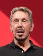 Larry Ellison, CTO and board chair of Oracle