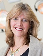 A photo of Laura Esserman, M.D., director of the UCSF Breast Care Center