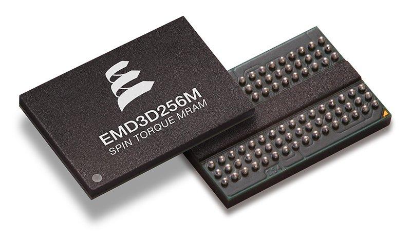 Das Everspin ST-DDR3 STT-MRAM wurde für Applikationen wie SSD-Buffer, Buffer oder synchrones Logging konzipiert.
