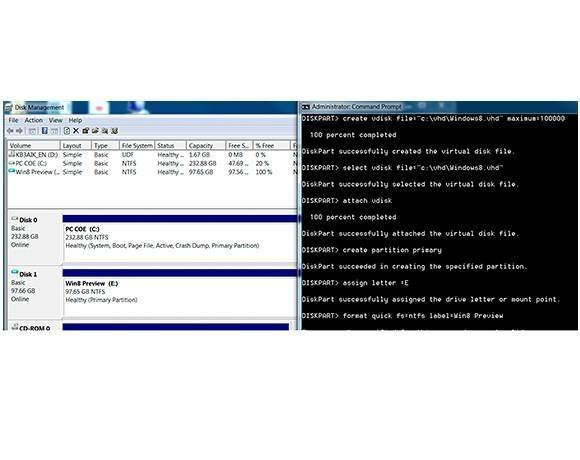 Diskpart create partition windows 8 1 | Update Windows 8 to
