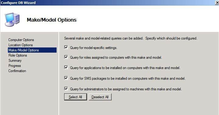 Microsoft Deployment Toolkit 2010: Configuring the