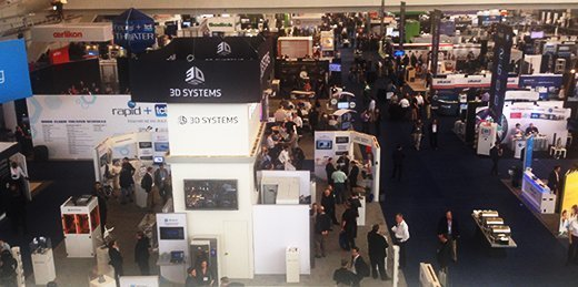 The Rapid + TCT event packed the David L. Lawrence Convention Center in Pittsburgh with attendees looking at the latest in 3D printing and additive manufacturing technology.