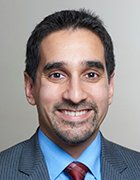 Photo of Niyum Gandhi, executive vice president and chief population health officer at Mount Sinai Health System