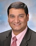 Indranil Ganguly, vice president and CIO, JFK Health System