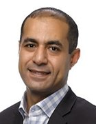 Haitham Ghadiry, vice president of sales and marketing at TrueCommerce