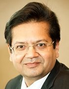 Bhaskar Ghosh, group chief executive, Technology Services at Accenture