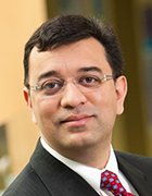 Vikram Ghosh, vice president of business development at Chef