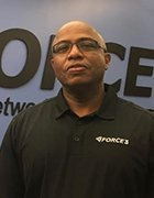 Frank Gladden, data center system engineer, Force 3