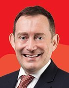 David Gledhill, group CIO and head of group technology and operations, DBS Bank