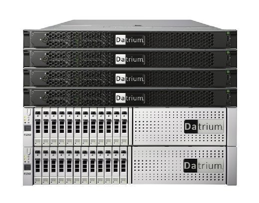 Datrium DVX architecture